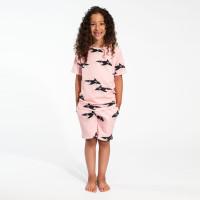 Orca Pink Shorts Kinder