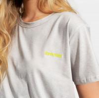 T-shirt unisexe Uni Grey