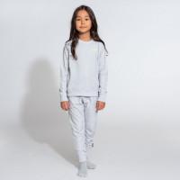 Uni Grey Sweater & Pants Set Kids