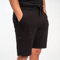 Shorts pour homme Uni Black