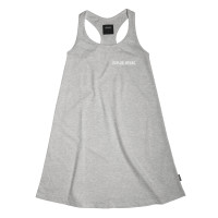 Grey Melee Tank Dress Women