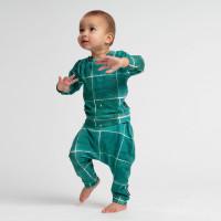 Tiles Emerald Green Sweater Babys