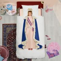 Queen linge de lit