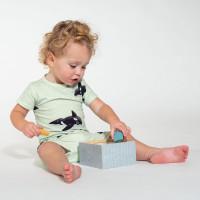 Orca Green Shorts Baby