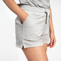 Uni Grey Shorts Damen