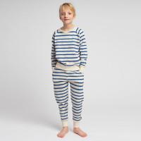 Breton Blue Hose Kinder