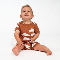 Cloud 9 Rusty Brown Playsuit Baby