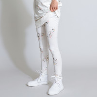 Unicorn White Legging Kids
