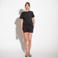 Black Set T-shirt Women