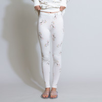 Unicorn White Legging Women