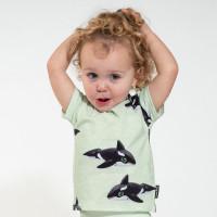 Orca Green T-shirt Baby