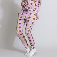 Chocolate Dream Purple Pants Women