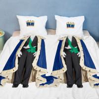 The Royals King & King dekbedovertrek
