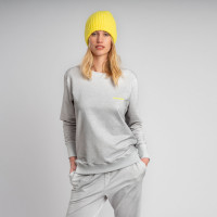 Uni Grey Sweater Damen