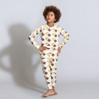 Chocolate Dream Beige Sweater Kids