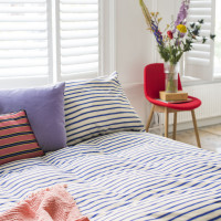 Breton Bonsoir duvet cover