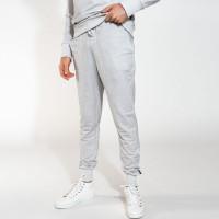 Uni Grey Pants Men