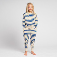 Breton Blue Sweater Kinder